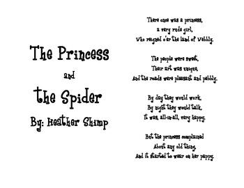 Spider informational poem