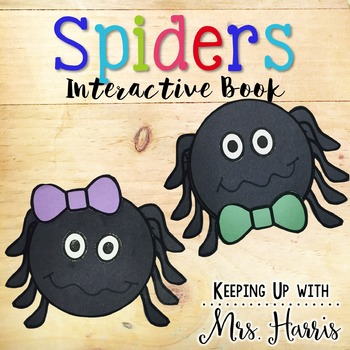 Spiders Book