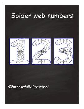 Spiderweb Numbers
