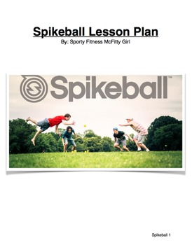 Spikeball Lesson Plan