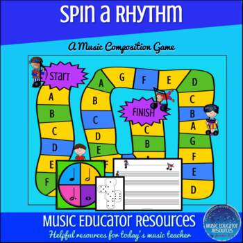 Spin A Rhythm: A Music Composition Game