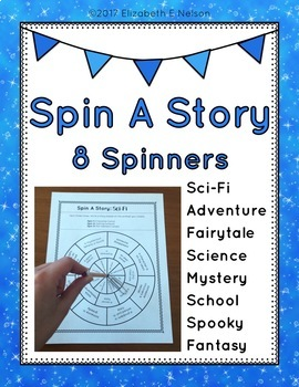 Spin A Story: 8 Spinner Bundle