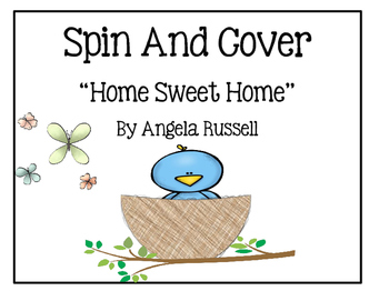"""Spin And Cover ~ """"Home Sweet Home"""""""