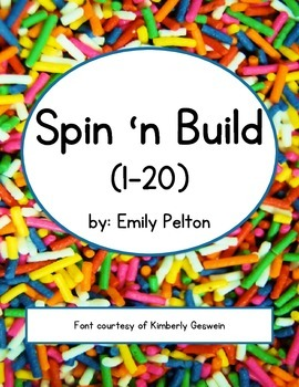 Spin 'n Build (1-20) [Working w/ 10-Frames!]