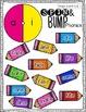 Spin & Bump * Magic/Silent E Edition* 5 fun BUMP games for