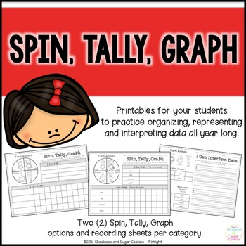 Spin, Tally, Graph ~ Organizing, Representing and Interpre