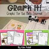 Graphs for Math Journals: Spin a Graph