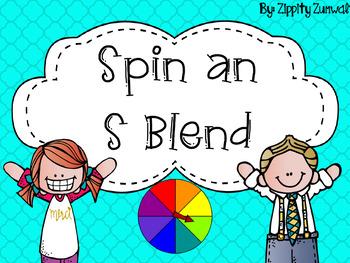 Spin an S Blend FREEBIE