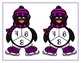 Spin and Build Penguin Math - Higher Order Thinking Math Activity