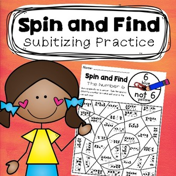 Subitizing Spin and Find-  Cooperative Subitizing Numbers