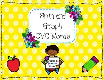 Spin and Graph CVC Words
