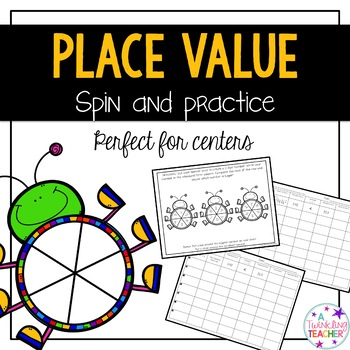 Spin and Practice Place Value