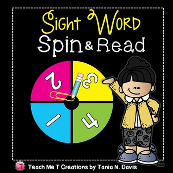 Sight Word Practice K-2nd Grade