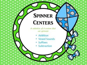Spinner Centers