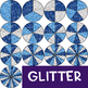 Spinners Clip Art - Hanukkah