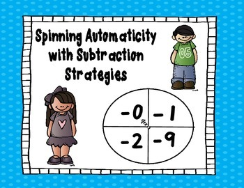 Spinning Automaticity with Subtraction Strategies