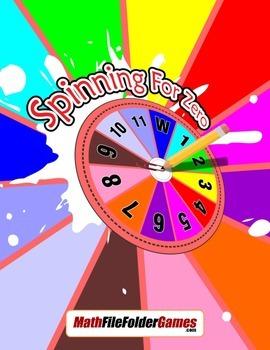 Spinning For Zero {Integer Activity}