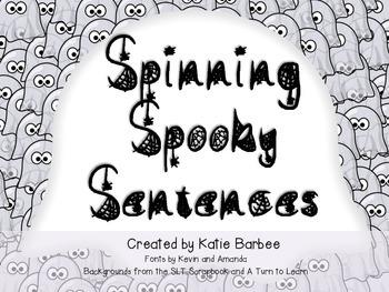 Spinning Spooky Sentences