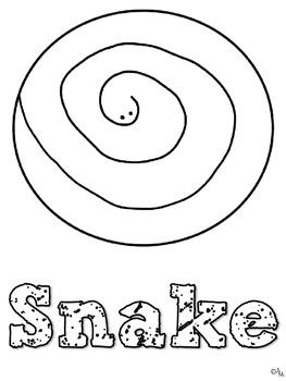 Spiral Snake