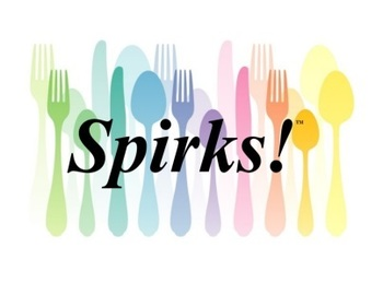 Spirks!  Setting the table has never been so much fun!