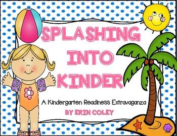 Splashing Into Kinder: A Kindergarten Readiness Extravaganza