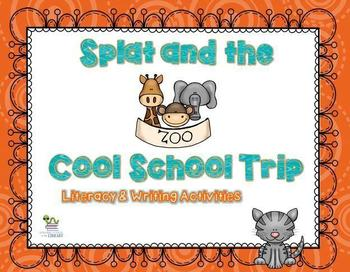 Splat and the Cool School Trip Activity Pack