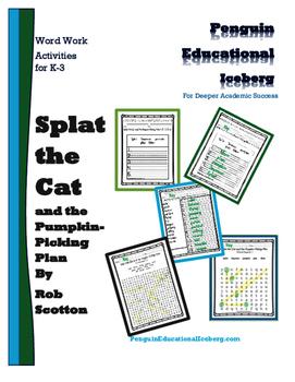 Splat the Cat Pumpkin-Picking Plan