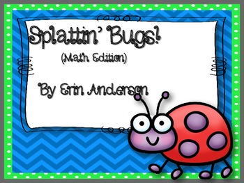 Splattin' Bugs (Math Edition)