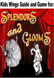 Splendors and Glooms by Laura Amy Schlitz, A Newbery Honor Book