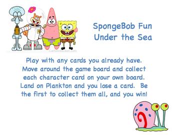 Spongebob Fun Game