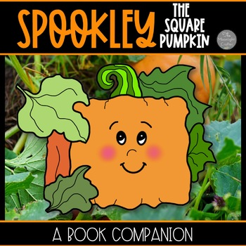 Spookley the Square Pumpkin: Sequencing/Patterning/Graphic
