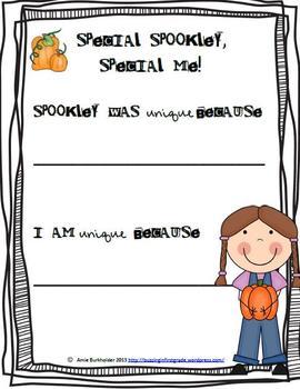 Spookley Special Me