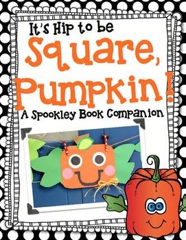Spookley the Square Pumpkin Book Companion