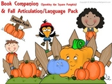 Spookley the Square Pumpkin:  Book Companion and Fall Arti