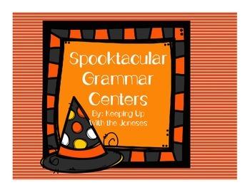 Spooktacular Grammar