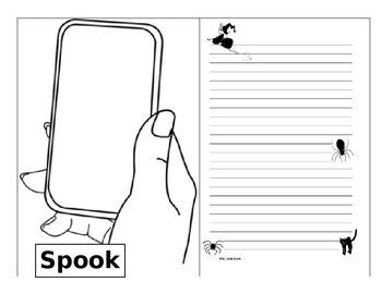 Spooktacular Selfie - Character Traits