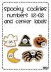 Spooky Cookie Counting