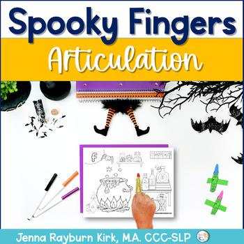 Spooky Fingers: Halloween Articulation