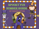 Spooky Fun Halloween Number Bonds Common Core Aligned Grad
