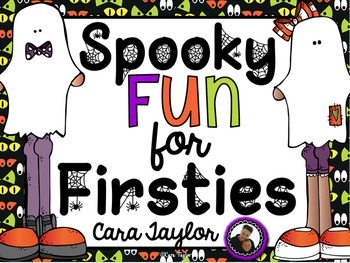 Spooky Halloween Fun for First Grade ~ Math and Literacy Unit