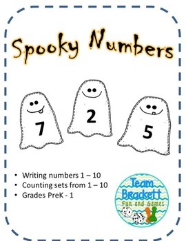 Spooky Numbers