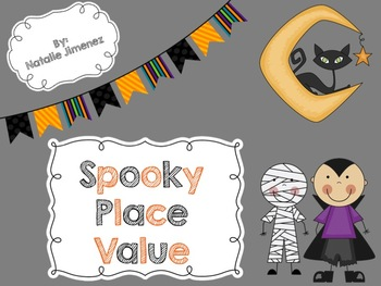 Spooky Place Value
