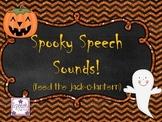 Spooky Speech Sounds