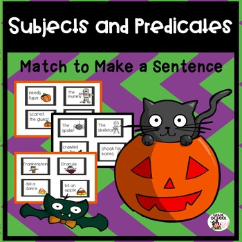Spooky Subjects and Predicate