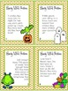 Spooky Word Problems: Addition, Subtraction, Multiplicatio