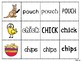 Spoons Game {Reading} Consonant Digraph CH  [Phonics Word Work]