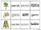 Spoons Game {Reading} R-Controlled Vowels ER IR UR  [Phoni