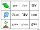 Spoons Game {Reading} Vowel Teams EW - UE [Phonics Word Wo