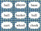 Sport Compound Words Concentration Game! - Literary Center Game