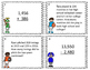 Sports Addition and Subtraction Task Cards